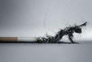 Приворот на сигарете с табаком и едой
