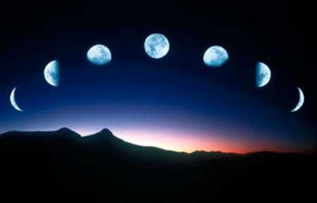 Заговоры на новолуние и убывающую луну