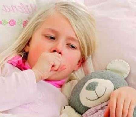 Заговор от кашля для детей