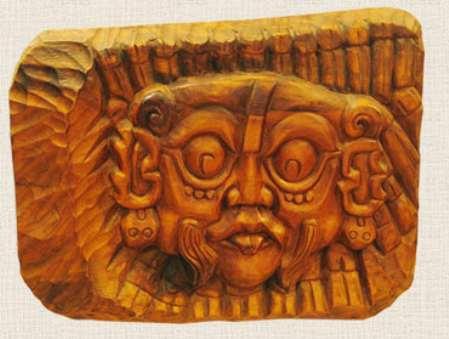 Дух солнечного бога индейцев