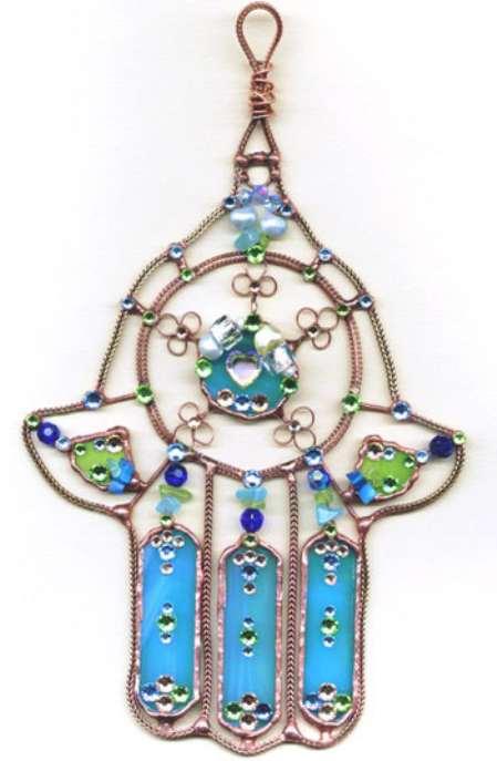 Хамса амулет - значение символа в разных религиозных конфессиях