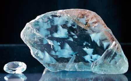 Камни для топаз тельцов