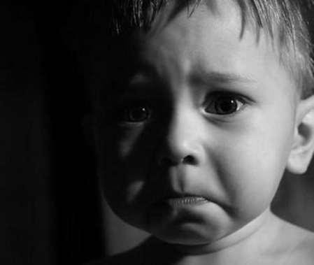 Молитва от испуга у ребенка и взрослого