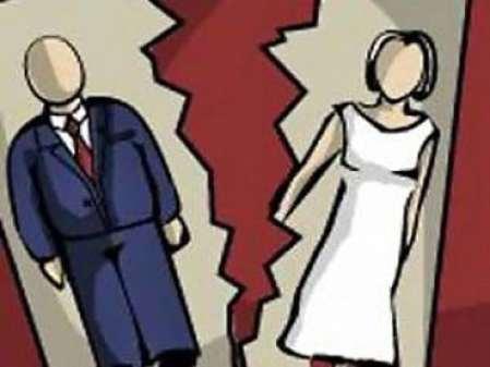 заговор на развод по фото