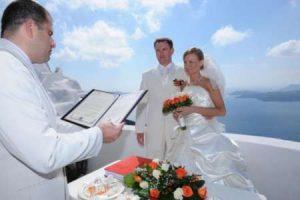 обряд на брак