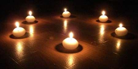 Очищение квартиры свечой самостоятельно