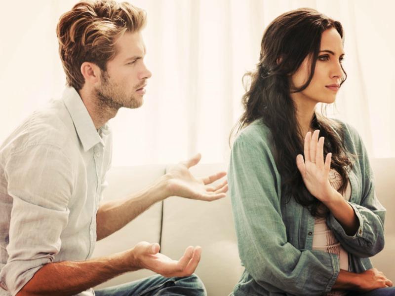 Рассорка как метод негативного воздействия на отношения