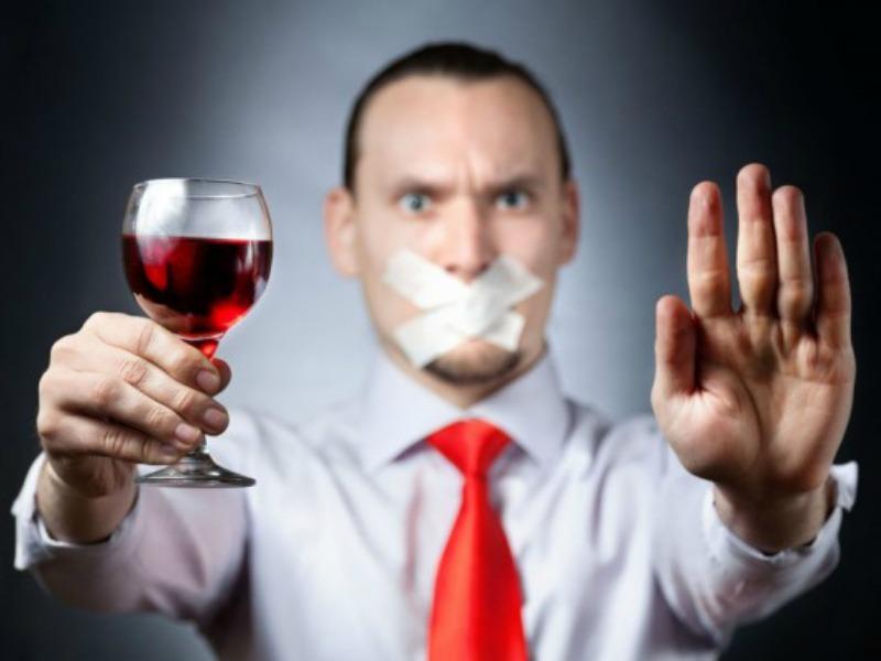 Простая молитва от пьянства