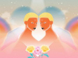 Близнецы в отношениях и браке