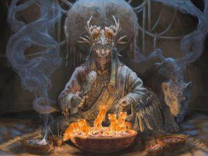 Магические обряды и ритуалы на охоте