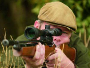 Заговор на охоте на меткую стрельбу