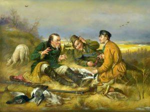 заговоры на охоту