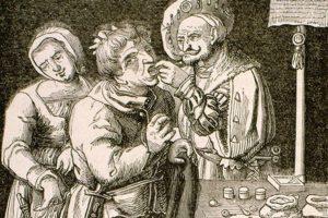 Зубная боль и магия