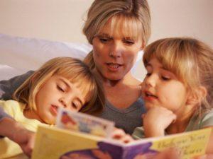 Детское Рождественское гадание по книгам
