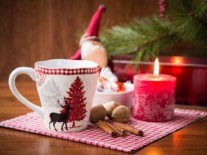 Гадание в Рождество для детей - чаша судьбы