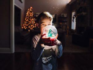 Интересные рождественские гадания для детей