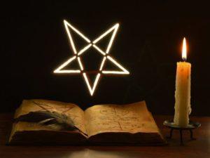 Заклятия черной магии - черные заклинания