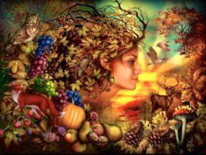 осенний праздник мабон