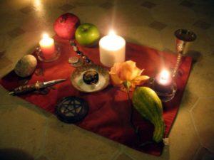 ритуалы на самайн