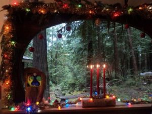 Обряды и ритуалы на праздник Йоль