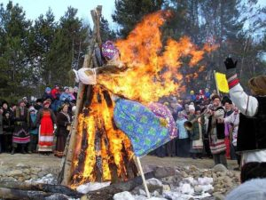 Скандинавские традиции