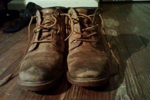 Любовный приворот на обувь