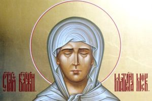 Молитва от зубной боли Матроне Московской