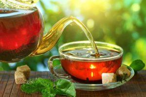 Ритуал с чаепитием