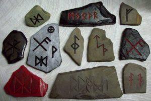 Виды оберегающих Рун по количеству символов