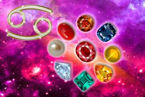 Выбор камня талисмана для Раков