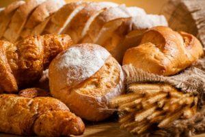 Хлеб первого урожая
