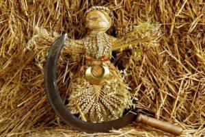 Кукла собранного урожая