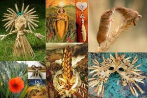Символы праздника Ламмас