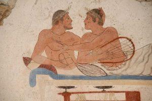 Римский приворот для геев