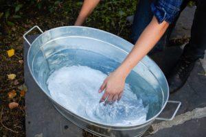 Заклинания на похудение на воду