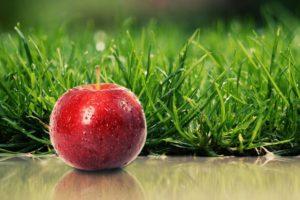 Заклинание на потерю лишнего веса на яблоко
